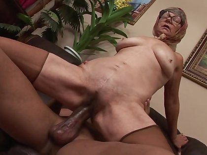 Amazing pornstar in remarkable facial, mature adult video