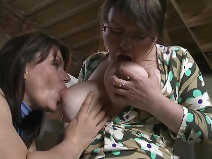 Milena Velba Wants to Duplicate fool around with respect to Marie's Lactating Tits