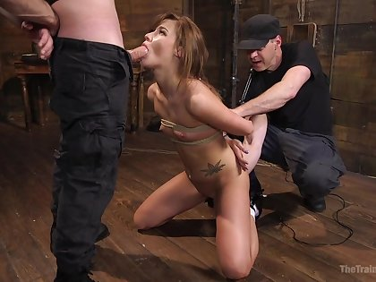 Exclusive scenes be worthwhile for male domination with a petite girl