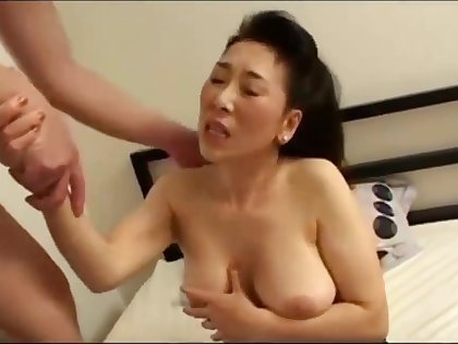 Japanese Asian Mature Sex Divertissement Nearby Horny Guy
