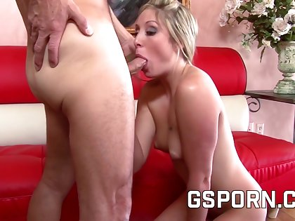 Horny Hang on Play Hot Sex With Ending Creampie